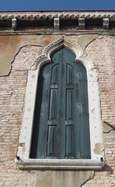 Same story as Rijeka with stucco falling off due to moisture penetration.