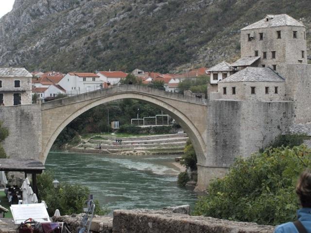 Old Mostar Bridge