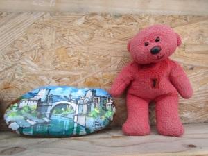 T Bear recognises talent too.
