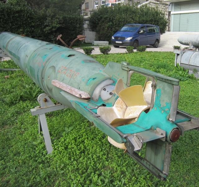 A Rijeka torpedo.