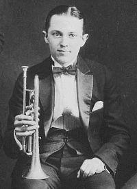 Bix Beiderbecke (1903-1931).