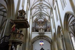 10 A'b church organ