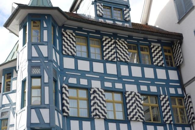 Art is everywhere in St Gallen.