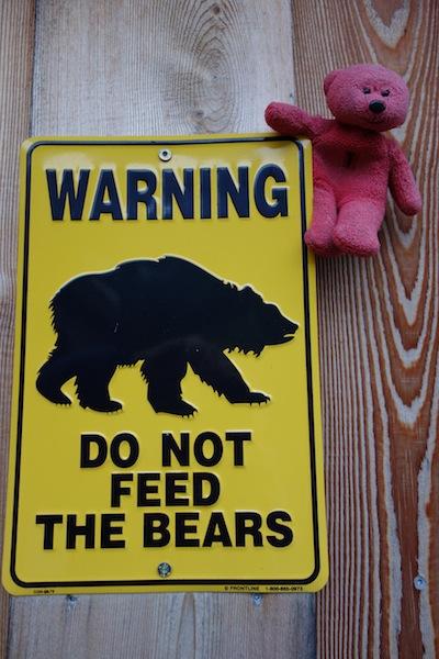 27 bear sign