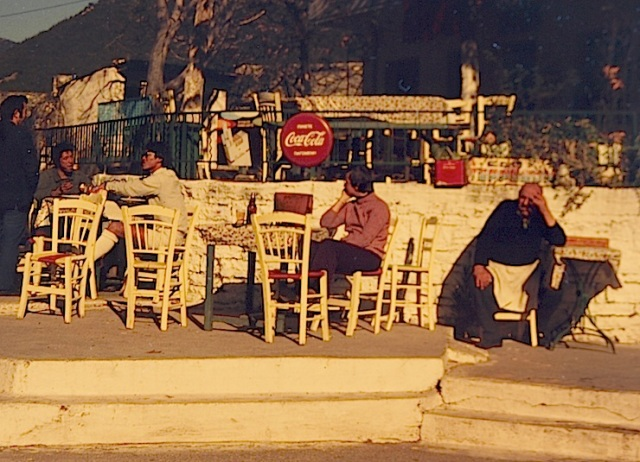 Finding the sun in Greece in 1972