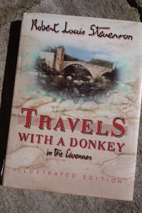 The book that was the inspiration to visit the Cevennes.  It is considered to be a pioneering classic.