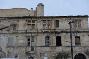 Abandoned merchant house.