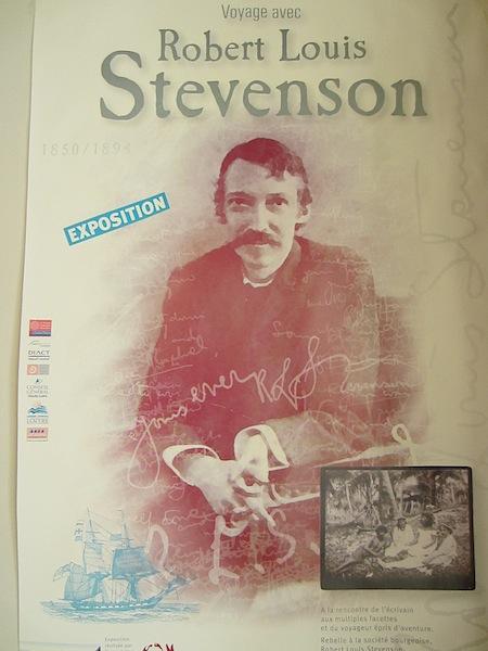 Stevenson poster.