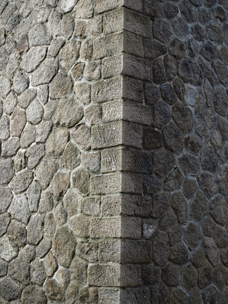 Remarkable stonework.