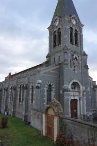 Saint Barthelemy church, Chirassimont.