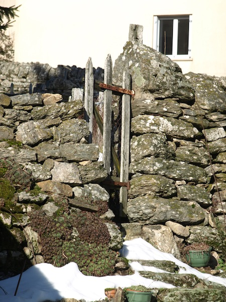 A squeeze stile.