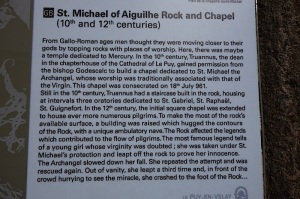 We have found few plaques in English during our time in France so to find this one was a bonus.   What a tragedy for the poor girl.