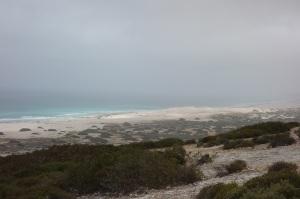 Great Australian Bight near Eucla on the WA/SA border.