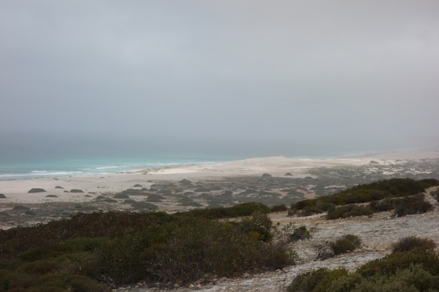 Great Australian Bight near Eucla on the WA/SA border.