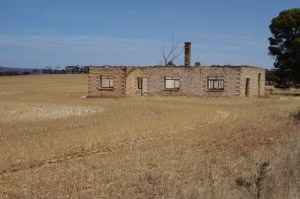 Another abandoned homestead.