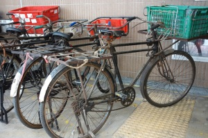 23 Hong Kong bicycles