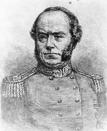 Surveyor General Sir Thomas Mitchell. 1792-1855.