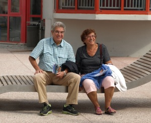 John and  Litsa, Thessaloniki Greece