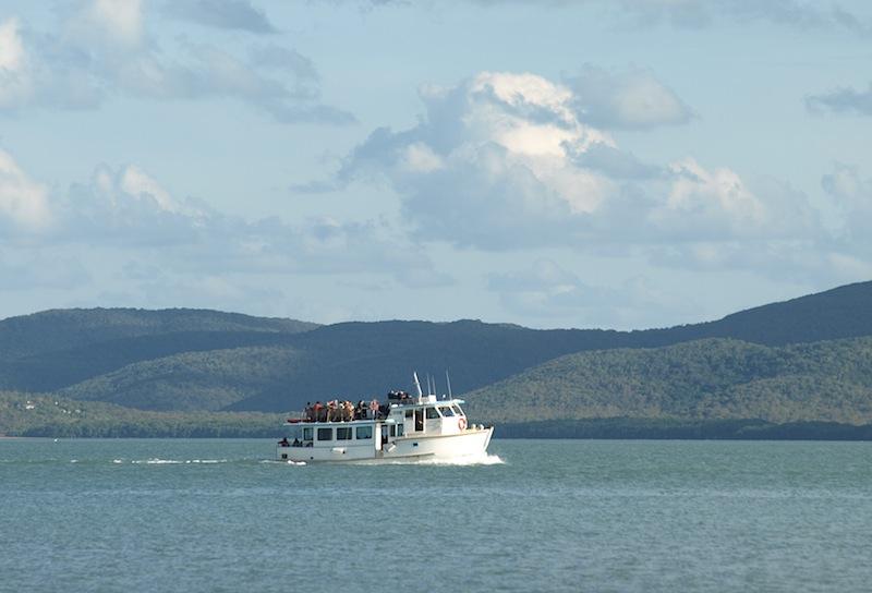Mackay Island Ferry