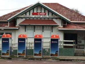 Thursday Island Post Office.