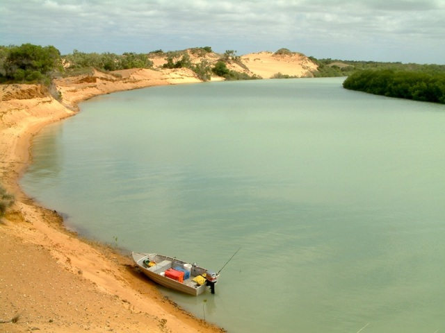 Explore remote country like this? East coast Arnhem Land NT.