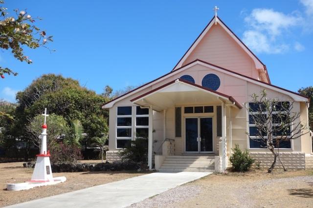 The Anglican Quetta Memorial Church on TI.