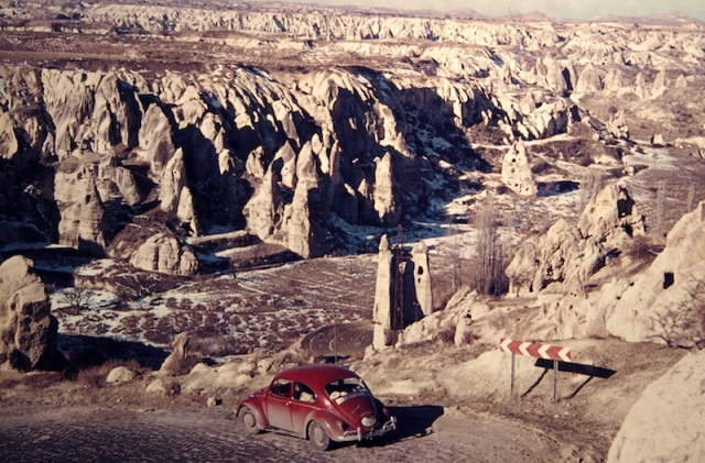 The Cappadocia region
