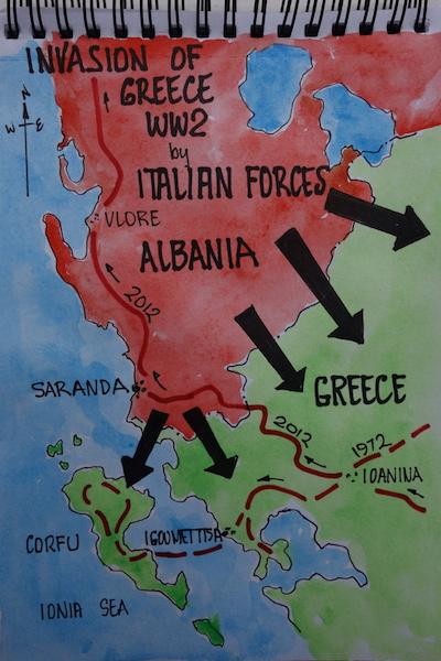 11 map invasion