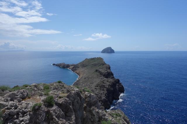 Cape Trachilos.