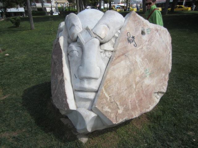 26 park sculpture