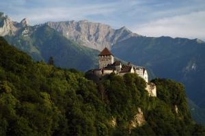 Liechtenstein Castle.   Image by Michael Grednburg via Wikipedia