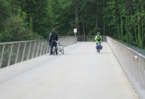 The million dollar Austrian bridge