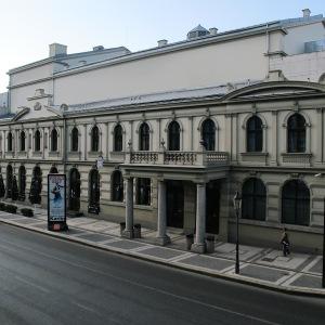 The music theatre.