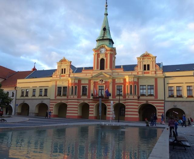 Melnik town hall.