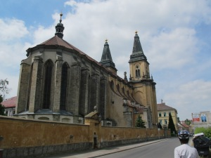 Church of the Nativity of Virgin Mary.