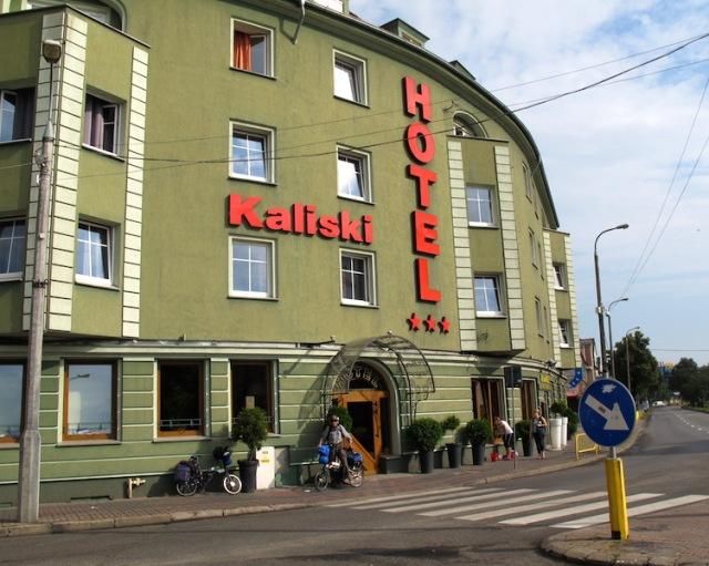 Kaliski Hotel Slubice Poland.