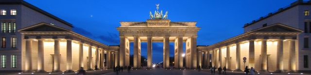 BRANDENBURGE GATE by RUNNER 1928 CC BY-SA 3.0 The above photograph was taken by Runner 1928. Its use is much appreciated.