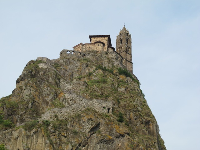 Chapel of Saint Michel d'Aigulhe.