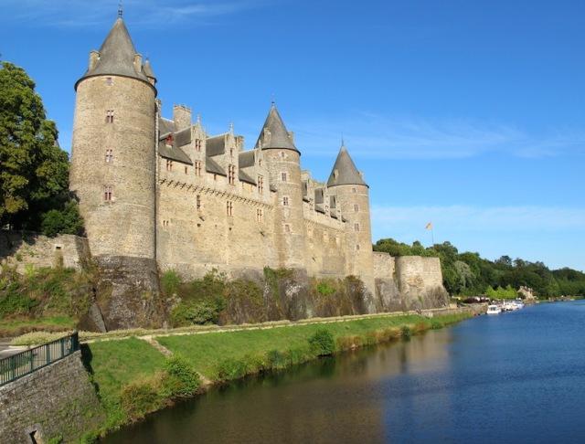 Josselin Castle.