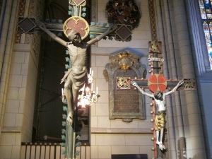 Gaunt Jesus.