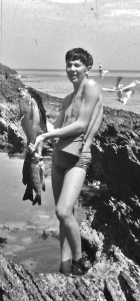 In my youth spearfishing was high on our weekend activities.