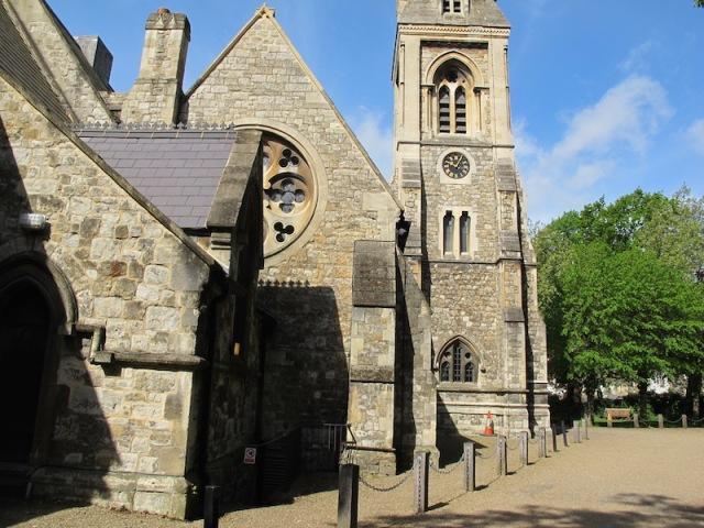 The Church of England Christ Church Wanstead.