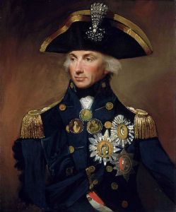 The man himself. Lord Nelson.  Image credit: National Maritime Heritage Museum.