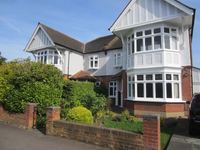 A semi detached in Wanstead.