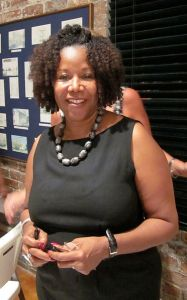 The brave Ruby Bridges 2010.  Image credit: Infrogmation of New Orleans via Wikipedia.