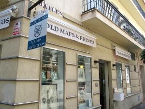 Grabados Mapas Antiguos.