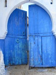 Another of Bev's doors.