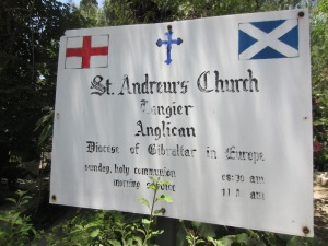 St Andrews in the diocese of Gibraltar.