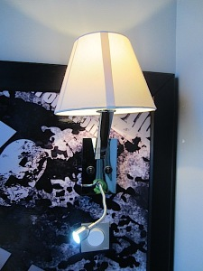 Best bed lamp ever.