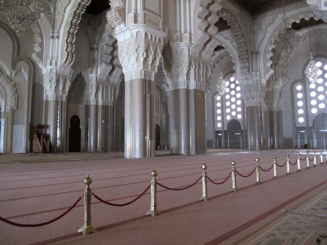 Main praying area.